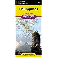 Philippines Adventure Map