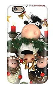 Protective Christmas Phone Case Cover For Iphone 6