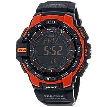 "Casio Men's PRG-270-4CR ""Pro Trek"" Digital Sport Watch"