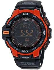 Casio Mens PRG-270-4CR Pro Trek Digital Sport Watch