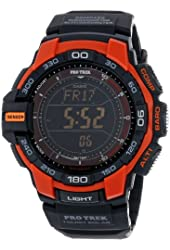 "Casio Men's PRG-270-4CR ""Pro Trek"" Digital Sport Watch"