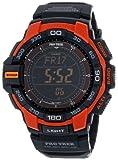 Casio Men's PRG-270-4CR ''Pro Trek'' Digital Sport Watch