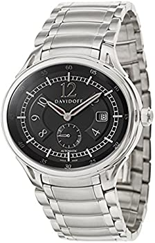 Davidoff Men's 10006 Stainless Steel Watch