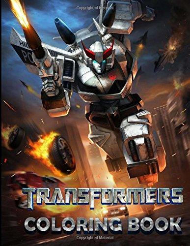 [F.R.E.E] Transformers coloring book WORD