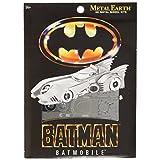 Fascinations Metal Earth Batman 1989 Batmobile 3D Metal Model Kit