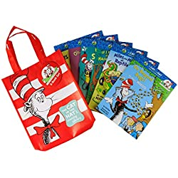Cat in Hat's Learning Library6-se tBag NEW