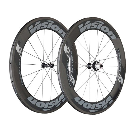 FSA Vision Metron 81 SL Tubular Bicycle Wheel Set - 710-0026191030