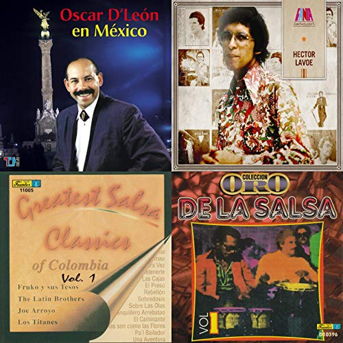 - 50 Great Salsa Songs