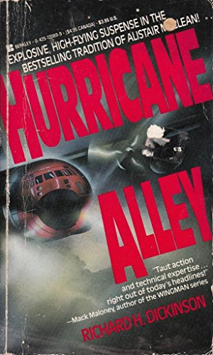 book cover of Hurricane Alley