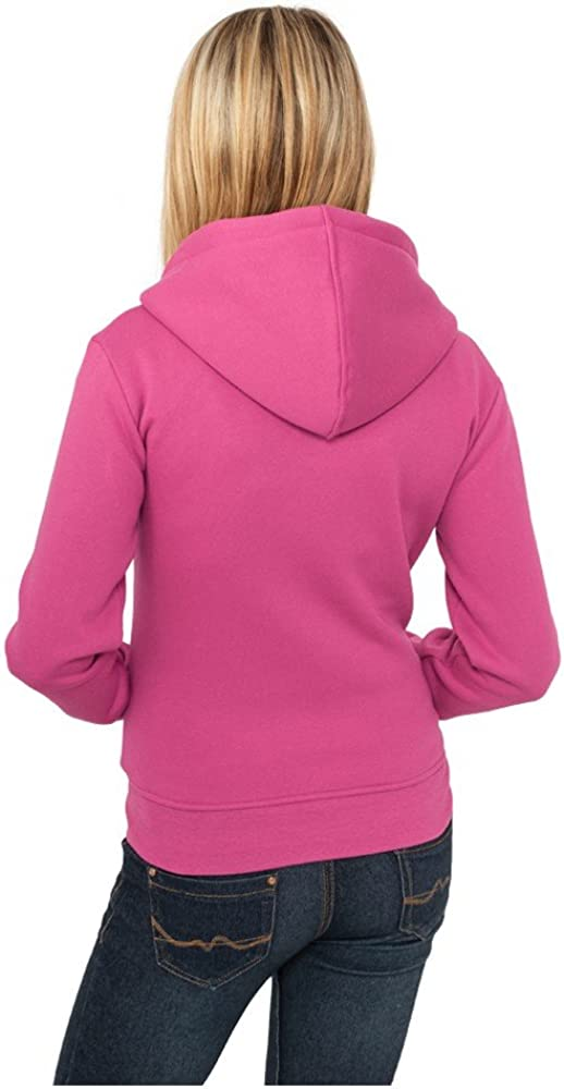 Urban Classics Ladies Zip Hoody Pull Femme Rose