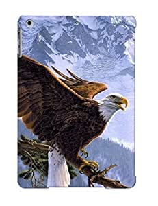 Case Provided For Ipad Air Protector Case Bald Eagle Phone Cover With Appearance