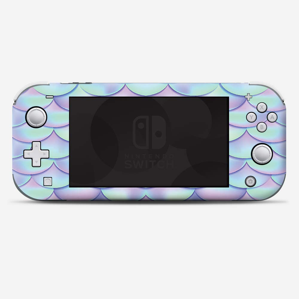 Vinyl Skins for Nintendo Switch Lite - Mermaid Scales