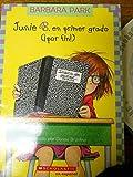 Junie B. en primer grado (por fin!) (Junie B. Jones (Spanish)) (Spanish Edition)