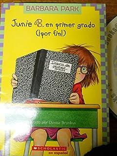 Junie B. en primer grado (por fin!) (Junie B. Jones
