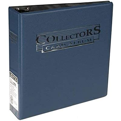 "Ultra Pro 3"" Blue Collectors Album: Sports & Outdoors"