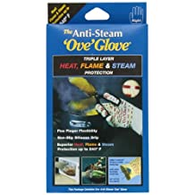 Ove Glove The Anti-Steam 'Ove' Glove Hot Surface Handler (Right Hand) - Triple Layer Protection