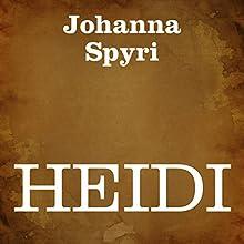 Heidi Audiobook by Johanna Spyri Narrated by Silvia Cecchini
