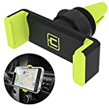 Constructan(TM) Luxury Universal Phone Holder Stand 360 Adjustable Air Vent Monut GPS Car Mobile Phone Holder for iPhone 7 5s 6s Plus Samsung S7