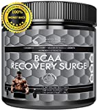 #7: * ANABOLIC MAX 5000 BCAA SURGE * 3X Faster Recovery - Cutting Edge Post Workout Amino Acids – With Vitamin B6 & L-Glutamine For MAXIMUM ABSORPTION – Extreme Post Workout Performance