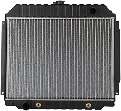 Spectra Premium CU433 Complete Radiator for Ford Bronco/F Series Pickup