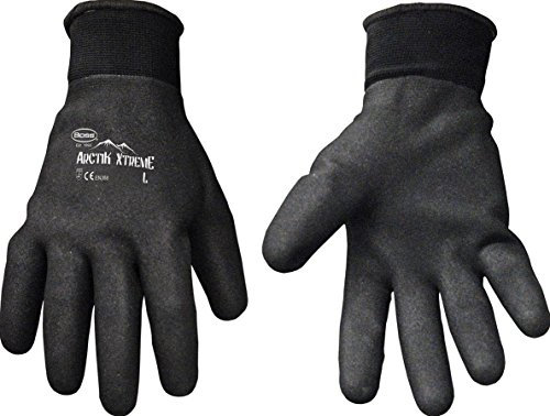 Boss 7841L Artik Xtreme Fully Coated Nitrile Palm Glove, Large, - Boss Shop Hugo