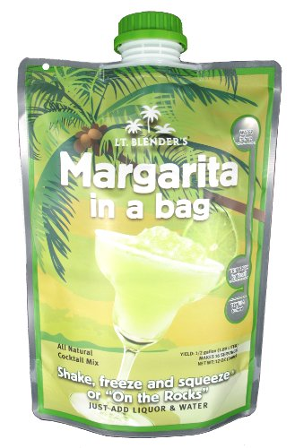 Lt. Blender's Margarita in a Bag, 12-Ounce Pouches (Pack of 3) ()