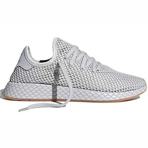 Grey Gum Runner Three Solid Adidas Grey Sneaker Femmes Sneakers Deerupt Les Mode 2018 pour Lgh de UxqSH4wvx