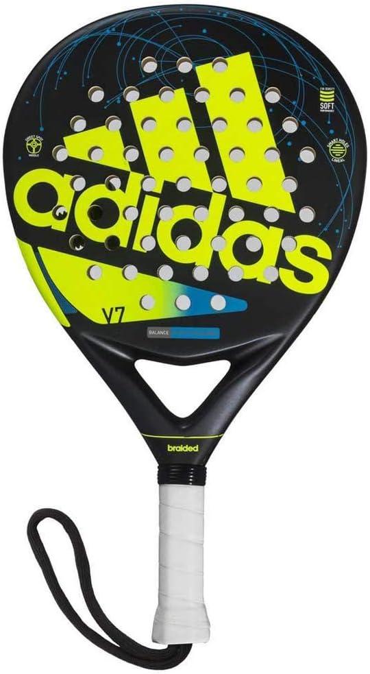 Adidas Padel V7 Pala de pádel, Adultos Unisex, Lime, Talla Única