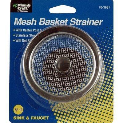 Plumb Craft Waxman 7639310N Mesh Strainer Basket by Plumb Craft Waxman Jensen (Home Improvement)