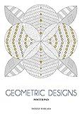 Geometric Designs Poster Pad