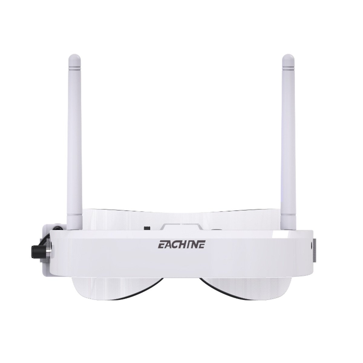 Eachine Ev100 Fpv Goggles Headset 720540 58g 72ch With Wiring Diagram Dual Antennas Fan 74v 1000mah Battery For Rc Racing Drone Quadcopters By Crazepony