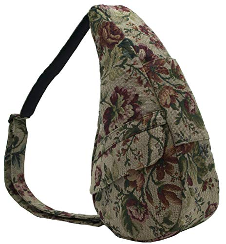 AmeriBag Healthy Back Bag tote Tapestry Small (Garden Meadow)