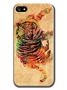 Everything Store DIY beautiful tiger Phone Shell Hard Case Perfect For Iphone 6 With 5.5 wangjiang maoyi