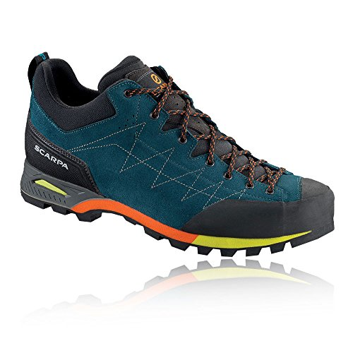 Scarpa Zodiac Tech Approach Hiking Schuh - Ss18 Blu