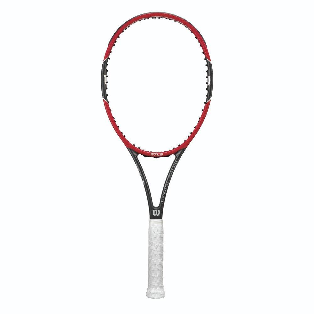 1034b77ca Amazon.com   Wilson Pro Staff 97 LS Tennis Racquet   Sports   Outdoors