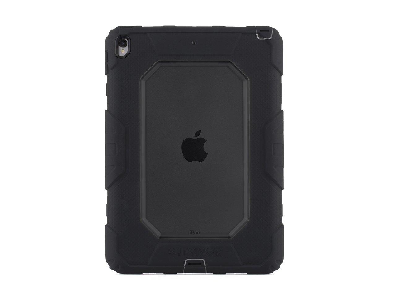 Griffin Survivor All Terrain Case for iPad Pro 10.5 Black (GB43427) Cesium Telecom CA