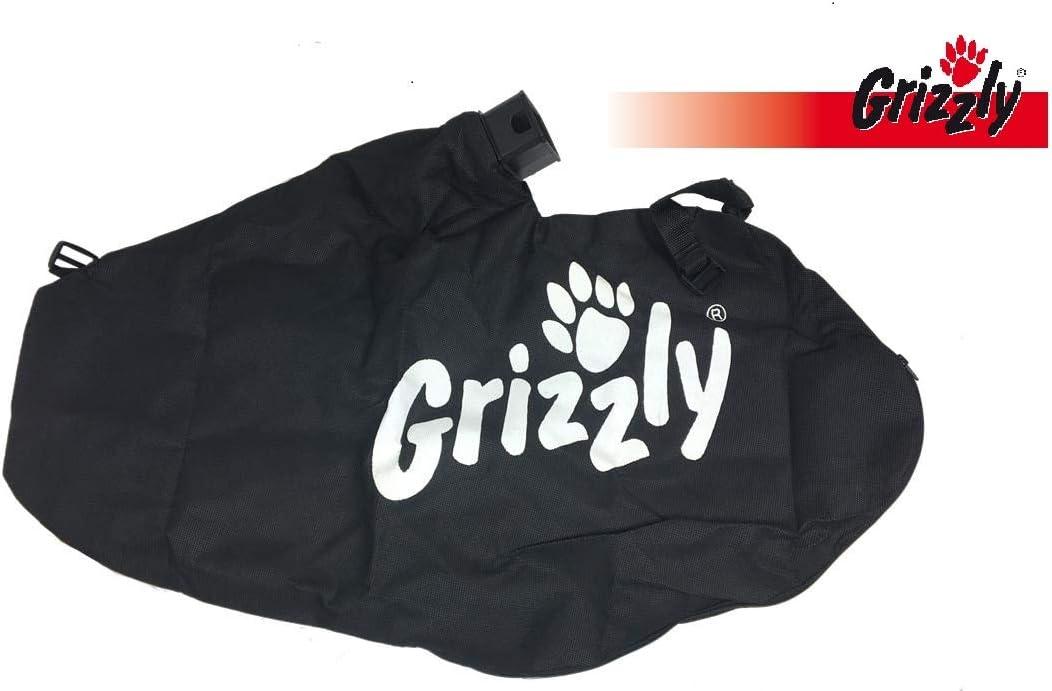 Grizzly Bolsa con soporte para/Soplador de hojas el 2800: Amazon ...