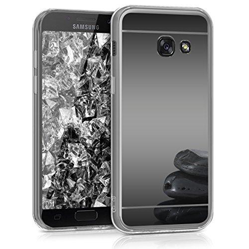 TPU Back Case For Samsung Galaxy A3 (Black) - 8