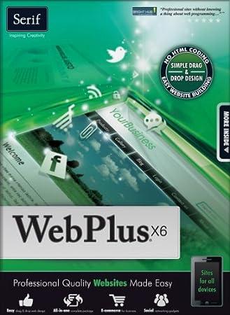 Serif WebPlus X6 [Download]