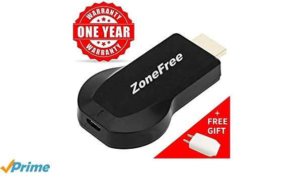 EZCast 5G WiFi Display Dongle Wireless HDMI Adap FREE SAME-DAY 2-3 DAY SHIPPING