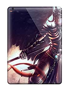 Forever Collectibles Angel Warrior Hard Snap-on Ipad Air Case