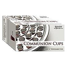 "Lumen Communion Cups 1 3/8"" Box of 1000"