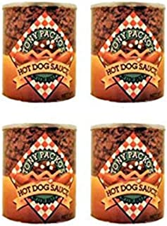 product image for Tony Packo's Hot Dog Chili Sauce (Pack of 4)