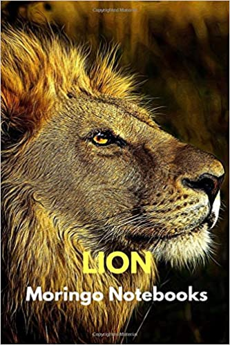 Lion Notebooks With Animals For Kids Notebook For Writing And