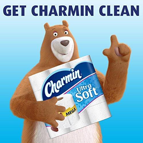 037000940500 - Charmin Ultra Soft Toilet Paper Mega Rolls, 308/Roll, 12 Roll/Pack, 4 Pk/Carton carousel main 4