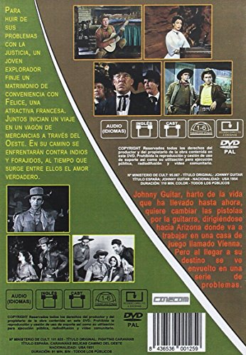 Johnny Guitar; Camino del Oste [DVD]: Amazon.es: Gary Cooper, Joan ...