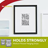 Command Picture Hanging Strips, Medium, White, 16-Pairs (PH204-16ES) - Easy to Open Packaging