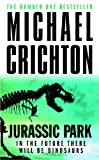 Front cover for the book Jurassic Park by Michael Crichton