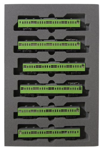 N Scale 10-1189 Type103 Yamanote Line 6 Cars Basic Set from Kato