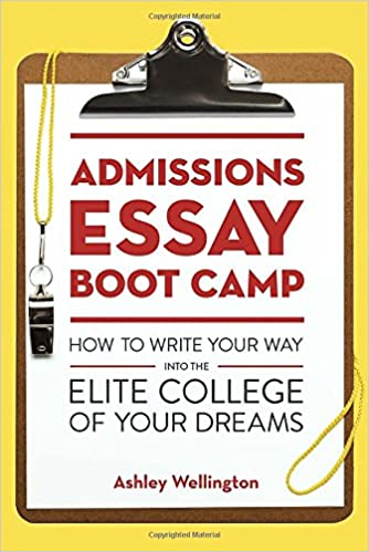 How do I write an essay for a an elite & competetive school application?